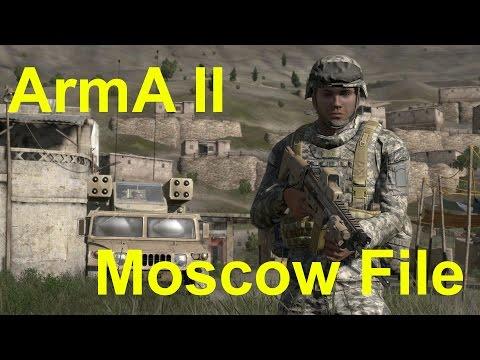 Jogando Arma 2 : Moscow File - Coop 03 (Expert)