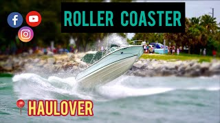 Capsizing Boats 101/Haulover Inlet/This could end badly!! YouTube Videos