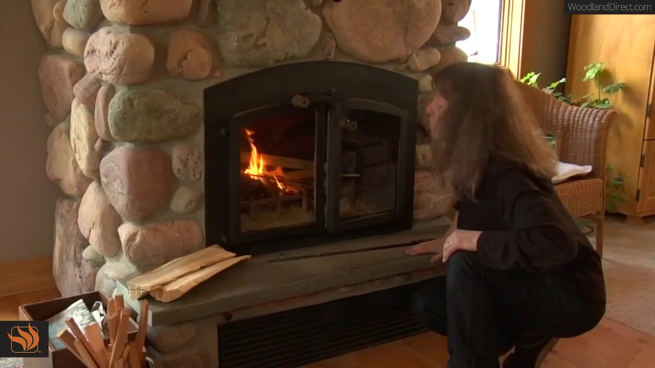 troubleshooting your wood stove or fireplace insert youtube