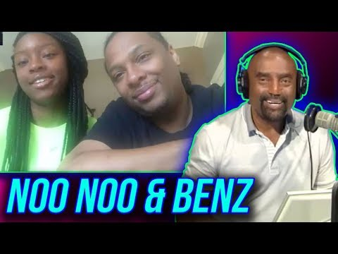 Father/daughter Rappers Benz & Noo Noo Of Jackson