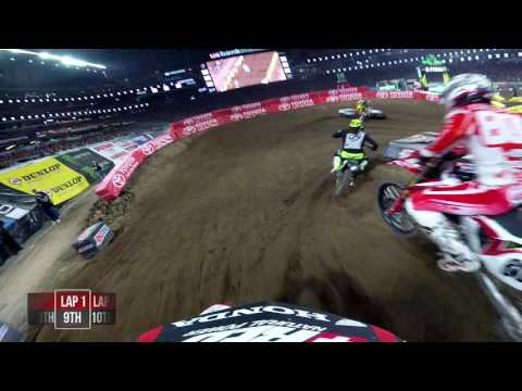 GoPro: Cole Seely Main Event 2017 Monster Energy Supercross from Minneapolis