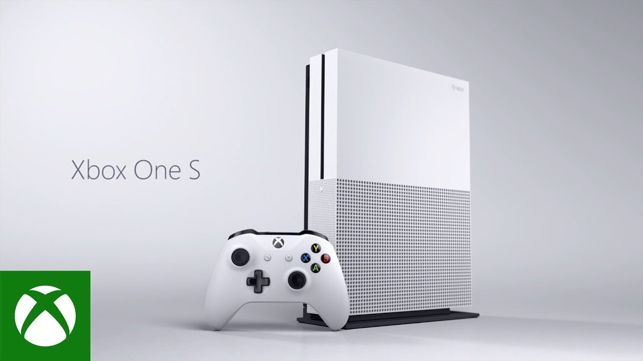 Xbox One S - YouTube