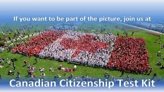 Complete Canadian Citizenship Test preparation: Learn, Study, Practice