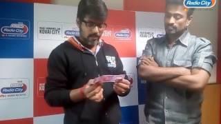 Live Magic on Radio with RJ Chiyan by SAC Vasanth