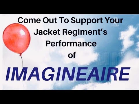 Imagineaire - North Augusta High School Jacket Regiment 2018 Marching Band Performance