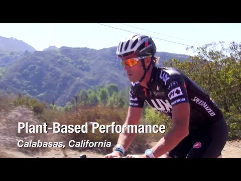 Plant-Based Performance: Vegan Triathlete in Los Angeles, California