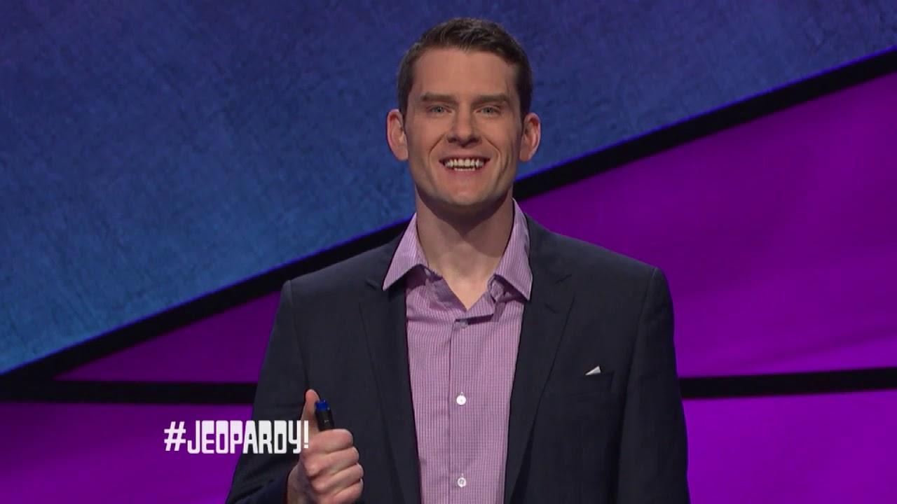 Aaron Lichtig's Hometown Howdy on Jeopardy