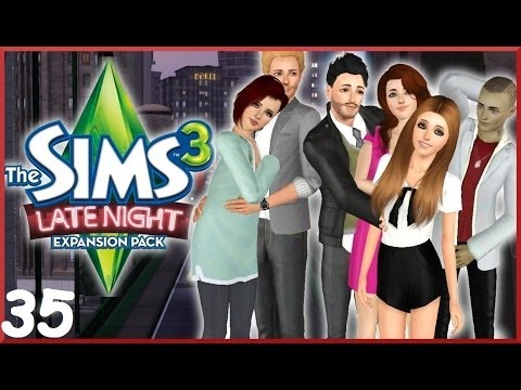 Lets Play: The Sims 3 Latenight - (Part 35) - Vladimir