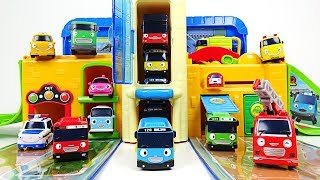 Tayo The Little Bus school play set - PinkyPopTOY