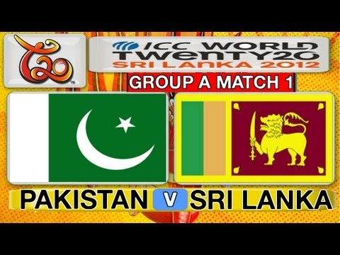 (Cricket Game) ICC World Twenty20 Group A Match 1 - Pakistan vs Sri Lanka
