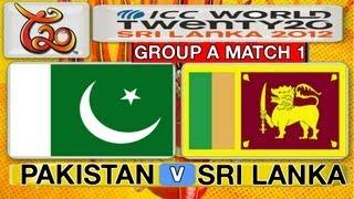 vuclip (Cricket Game) ICC World Twenty20 Group A Match 1 - Pakistan vs Sri Lanka