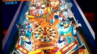Pinball Hall of Fame: The Williams Collection (Wii) gameplay