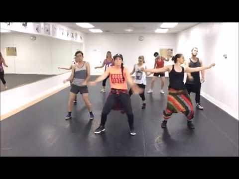 "Hip Hop Fusion Choreography Léa Robert ""Make my love go"""