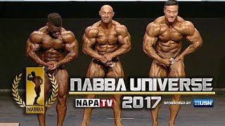 NABBA PRO MR UNIVERSE 2017 | FULL