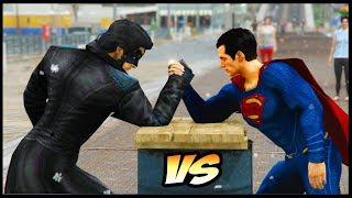 Krrish Vs Superman, Flash, Batman, Wonder Woman, Aquaman, Cyborg || Krrish Vs Justice League