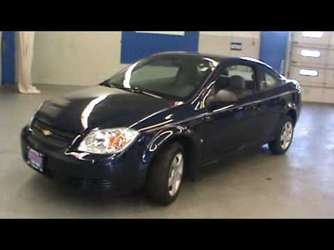 2008 Chevy Cobalt LS -BLUE - YouTube