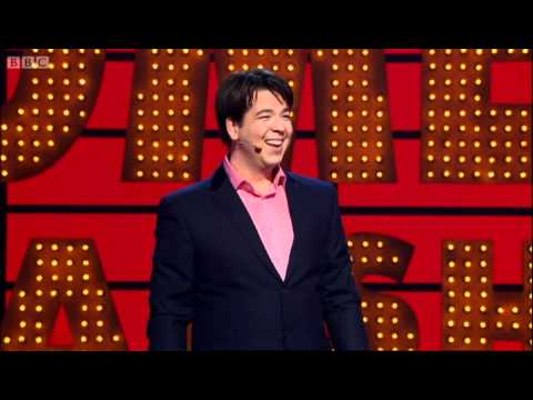 Bread of Heaven | Michael McIntyre's Comedy Roadshow | BBC