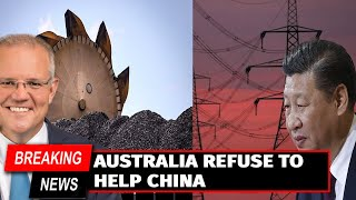 China is refusing t๐ back down over Aussie coal but how long can it last?