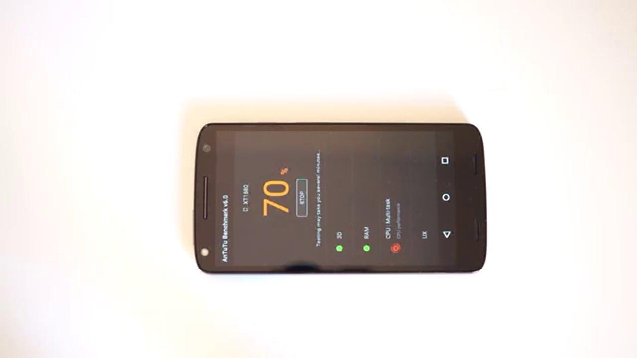 Motorola Moto X Force AnTuTu Benchmark test