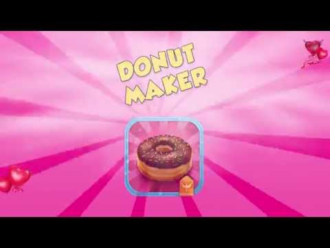 Donut Maker - Kids Game Play Android