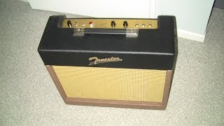 Fender Harvard style amp - The Stanford by Leon C