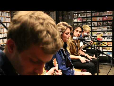 Wolf Alice Turn To Dust  acoustic performance in Resident Brighton