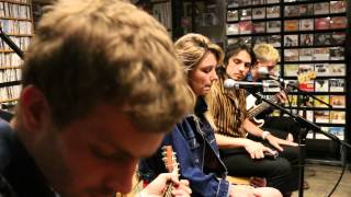 Wolf Alice Turn To Dust - acoustic performance in Resident Brighton