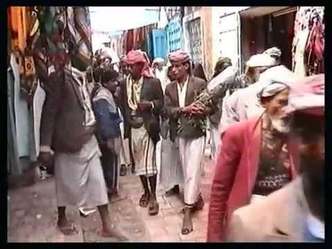 Souk de Sanaa (Yemen, beginning of the 90's)