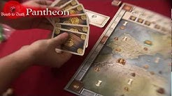 Pantheon Board Game Video Review