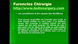 Furoncles Chirurgie