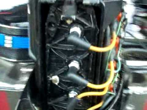 Mercury 50 Hp outboard with leaking fuel  YouTube