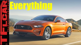 2018 Ford Mustang GT: Everything You Ever Wanted To Know