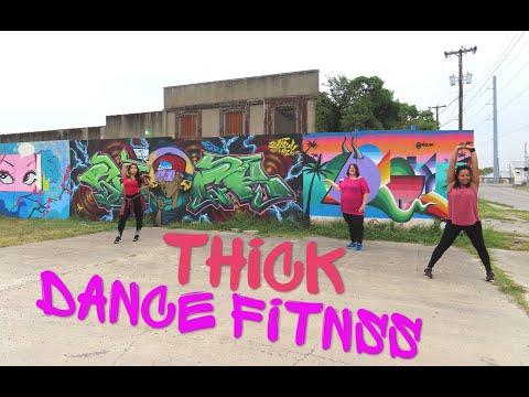 THICK - Plies (feat. Luke) | DANCE FITNESS | Choreography By TREY PETTUS