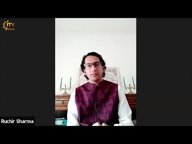 Global Challenges Facing Humanity - Ruchir Sharma - International Public Policy Expert
