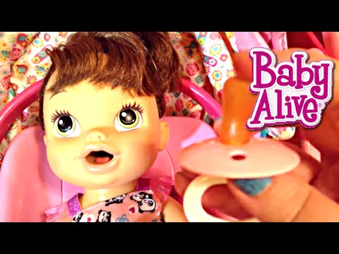 Baby Alive My Baby All Gone Doll Pacifier Fail Youtube