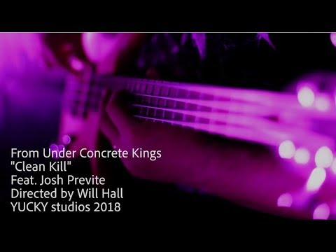 """Download FROM UNDER CONCRETE KINGS - """"Clean Kill"""" Official Playthrough Video (metalcore / deathcore)"""