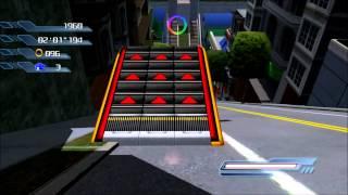 Sonic The Hedgehog 2006 City Escape