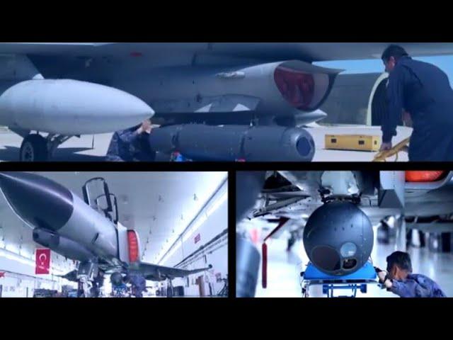JF17 Thunder Block 3 Night Vision Target tracking system
