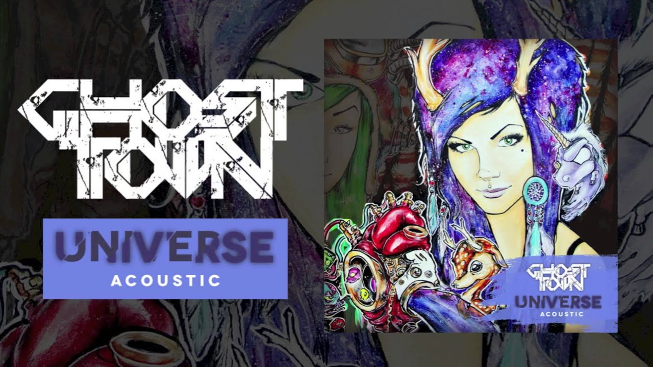 Ghost Town Universe Acoustic Chords Chordify