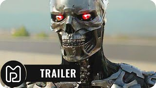 TERMINATOR: DARK FATE Trailer Deutsch German (2019)