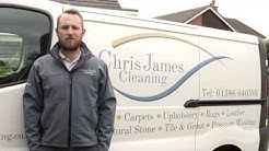 Chris James Cleaning end of tenancy carpet clean Pershore