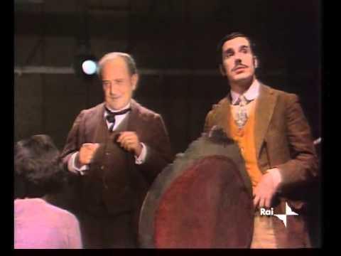 Berretto a sonagli - La corda civile (S. Randone)
