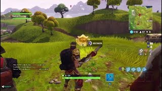 FORTNIT HOW TO GET POOL , SOMBRILLA AND MOLINO