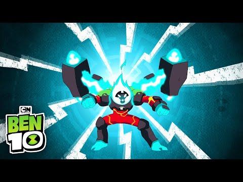 Ben 10 | The Rustbucket Races La Grange | Cartoon Network
