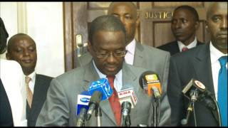 CJ Mutunga Hosts Security, Intelligence Chiefs Over Terror