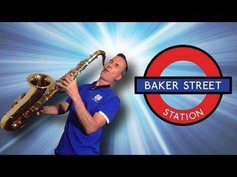 Baker Street (Gerry Rafferty) Tenor Saxophone Cover