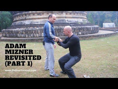 Adam Mizner Revisited (Part 1) Yang Style Taijiquan - THE MARTIAL MAN