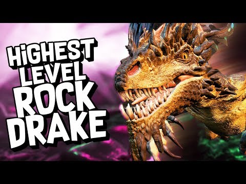 ARK Survival Evolved Ep #39 - SEARCH FOR THE STRONGEST ROCK DRAKE! (Aberration DLC)