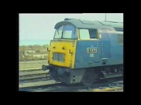 Old 1000 class BR 52 Western Footage by GLOBE VIDEO FILMS(c) www.rail-dvd.co.uk