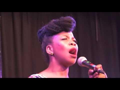 JOYCE MOHOLOAGAE - South African Jazz Singer.. UMBONGO